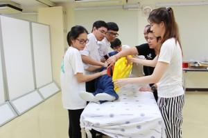โครงการเสริมหลักสูตรการเรียนการสอนนักศึกษาแพทย์ ปีการศึกษา 2559